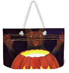 Suspense Weekender Tote Bag