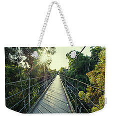Suspension And Sunbeams Weekender Tote Bag
