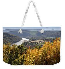 Susquehanna River  Weekender Tote Bag