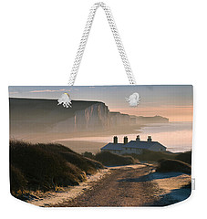 Sussex Coast Guard Cottages Weekender Tote Bag