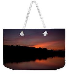 Suwannee Sundown Weekender Tote Bag