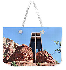 Suzannes Chapel Of The Holy Cross Sedona 3     Weekender Tote Bag