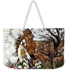 Sw Indian Weekender Tote Bag