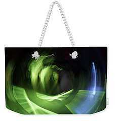 Swagging Lights Weekender Tote Bag by David Pantuso