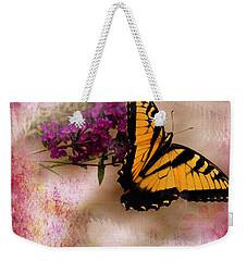 Swallow Tail Full Of Beauty Weekender Tote Bag