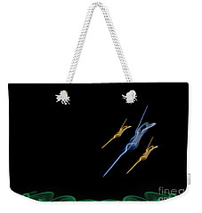 Swallows Weekender Tote Bag