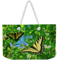 Swallowtails Weekender Tote Bag