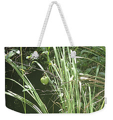 Swamp Apple Weekender Tote Bag