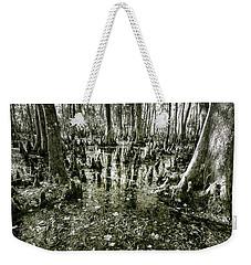 Swamp In Contrast Weekender Tote Bag