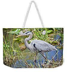 Swamp Stomp Weekender Tote Bag by Judy Kay