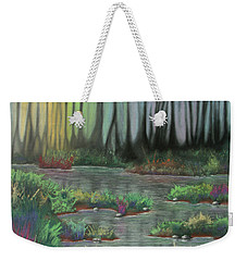 Swamp Things 01 Weekender Tote Bag