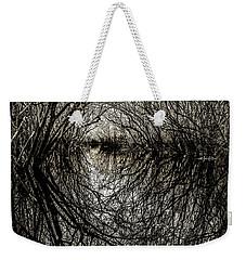 Swamp Tunnel Weekender Tote Bag by Andy Crawford