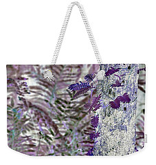 Ferns Of A Different Color Weekender Tote Bag