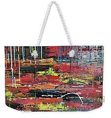 Swampy Hollow Weekender Tote Bag