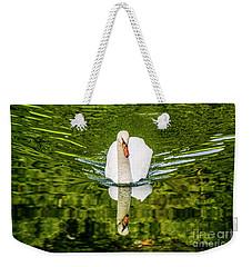 Swan Lake Nature Photo 892 Weekender Tote Bag