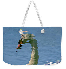 Swanreflection Weekender Tote Bag
