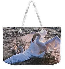 Nuptial Dance 3 Weekender Tote Bag