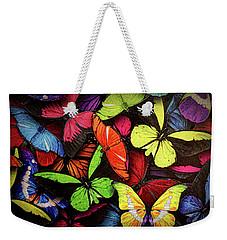 Swarm Of Butterfles  Weekender Tote Bag