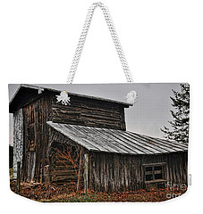 Sway Backed Barn Weekender Tote Bag