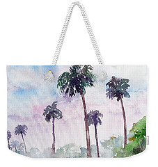 Swaying Palms Weekender Tote Bag
