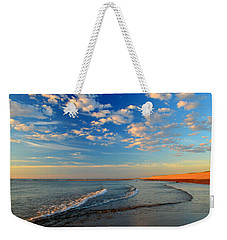 Sweeping Ocean View Weekender Tote Bag