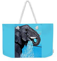 Sweet Beauty Weekender Tote Bag
