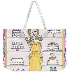 Sweet Birthday Weekender Tote Bag