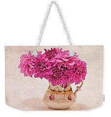 Sweet Blossoms Weekender Tote Bag