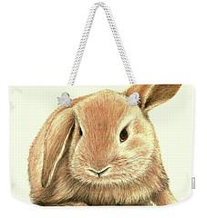 Sweet Bunny Weekender Tote Bag