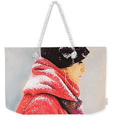 Sweet Caroline Weekender Tote Bag