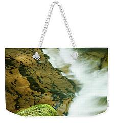Sweet Creek Weekender Tote Bag