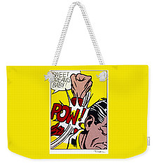 Sweet Dreams Baby Weekender Tote Bag by Roy Lichtenstein