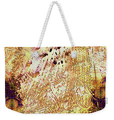 Weekender Tote Bag featuring the photograph Sweet Dreams by Claire Bull