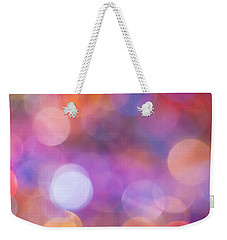 Weekender Tote Bag featuring the photograph Sweet Dreams by Jan Bickerton