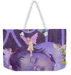 Sweet Dreams Weekender Tote Bag by William Ireland