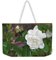 Sweet Gardenia Weekender Tote Bag