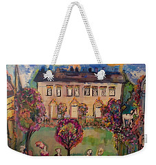 Sweet Georgian Revisited  Weekender Tote Bag