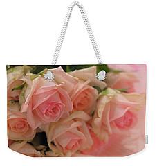 Sweet Gift Weekender Tote Bag by Rachel Mirror