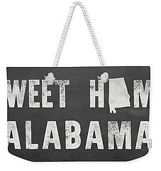 Sweet Home Alabama Weekender Tote Bag