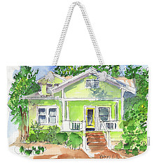 Sweet Lemon Inn Weekender Tote Bag by Kathleen McElwaine