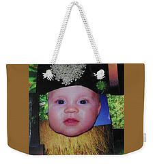 Sweet Mary Collage II Weekender Tote Bag
