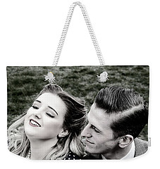 Sweet Nothings Weekender Tote Bag