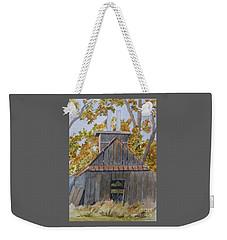 Sweet Old Vermont Weekender Tote Bag by Jackie Mueller-Jones
