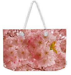 Sweet Pink- Holmdel Park Weekender Tote Bag