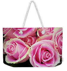 Sweet Rose For All The Lovely Ladies Who Comment On My Work Weekender Tote Bag