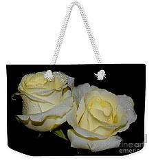 Friendship Roses Weekender Tote Bag