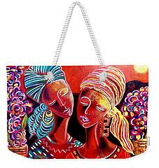 Sweet Sisters Weekender Tote Bag