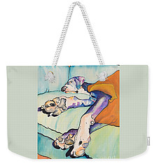 Sweet Sleep Weekender Tote Bag