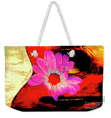 Weekender Tote Bag featuring the photograph Sweet Sound by Al Bourassa