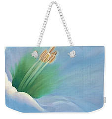 Sweet Whisper Weekender Tote Bag